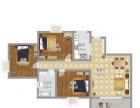 四海国际15楼精装住房出租,采光好,家具家电齐全