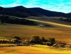 十一假期 乌兰布统草原秋景摄影