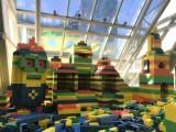 厦门儿童乐园室内外拓展,积木王国充气城堡