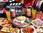 情侣主题火锅餐厅加盟 九宫格 自助餐 冰淇淋火锅