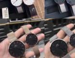 全新DW手表专柜正品