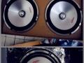 大众朗逸英国曼琴音响改装-珠海车元素