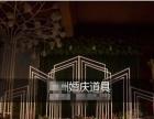 深圳婚礼布置南山婚庆道具出租南山辉煌婚礼搭建商物料租商