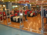 超市防盗器声磁系统AM360北京三佳防盗厂家