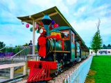有軌仿蒸汽觀光火車
