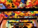 星级酒店陈设艺术品之酒店吹制玻璃设计