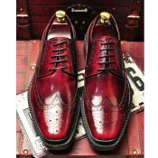 2015春季新款欧美外贸广州品牌男鞋皮鞋英伦硬朗牛皮单鞋批发男鞋