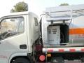 达州东风5吨油罐车低价转让