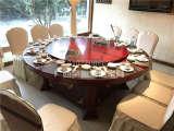 南宁酒店餐桌 买优惠的南宁酒店餐桌来广西帝盟家具