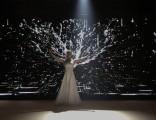深圳全息投影表演,星空之裙,光影舞,视频互动舞蹈