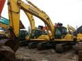 大型小松300-6和360-7和400-6进口挖掘机低价转让