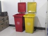 新疆源头厂家直销,铁皮垃圾桶,环保垃圾桶,钢木垃圾桶