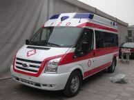 永州私人长途救护车出租联系电话