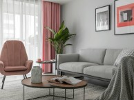 140平现代北欧风格家装最新案例