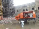 杭州租赁混凝土输送泵60泵,80泵,小型输送泵