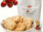 美时乐手工蔓越莓曲奇饼干200g蔓越莓/巧克力曲奇2味可选