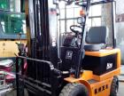 2吨4.5米三门架带侧移电动叉车