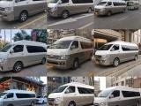 青岛大巴车中巴车商务租车