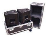 佛山工具箱包 外出旅行大容量演艺箱 铝合金大型滑轮演艺设备箱