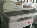 富士施乐打印复印扫描传真四合一打印机耐用耗材不贵