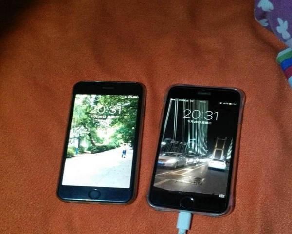 两台苹果6卖一台,