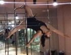 西安莲湖区钢管舞技巧提高班钢管舞教练培训班