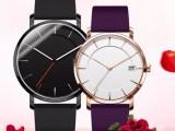 厂家直销爆款宝茄达情侣手表带标时尚女士皮带机械表批发一件代发