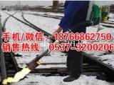 西藏拉萨铁路道岔吹雪融冰机 便携式内燃喷火化冰机 汽油吹雪机