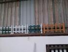 西藏拉萨塑钢PVC防护栏杆 PVC围栏 塑钢栅栏