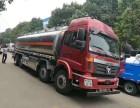 深圳铝合金油罐车哪里买欧曼前四后六铝合金油罐车低价直销