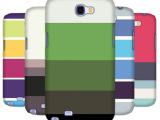 【厂家直销】三星N7100手机壳 note2手机壳 水贴彩绘套批