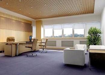 南京专业办公室装修设计
