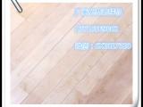 全国包工包料地板乌鲁木齐室内篮球场木地板专业快速 哪家强
