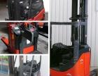 出售二手丰田前移式电动叉车 电动堆高车升高3-8米