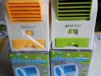 创意USB电池两用无叶迷你香味小电风扇 桌面香水空调扇 厂家批发