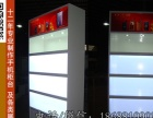中国烟草展示柜和田烟草展示柜定做超市烟柜 华为手机柜