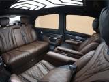 奔驰威霆内饰改装多功能航空座椅尊御名车大展身手呈现改装的魅力