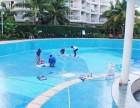 重庆渝北鸳鸯泳池 水池 二次供水水箱清洗高效快速(图)