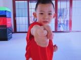正念堂专业4至18岁散打自由搏击拳击武术班