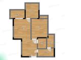 高新西區3室 好房出租,居住舒適,干凈整潔,隨時入住金輝悅府
