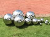 不锈钢螺杆球 空心球