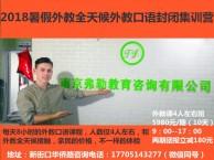 2018暑假南京弗勒全外教封闭英语口语集训少儿/幼儿/青少年