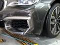 郑州宝马760装贴XPEL哑光漆面保护膜专车专用