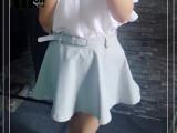 moii2015秋冬新款东大门蓬蓬太阳裙伞裙年中大促半身裙防走光