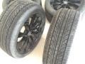 大众17寸轮毂轮胎