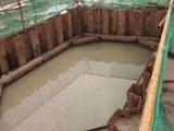 北京河道打桩基坑钢板桩支护拉森钢板桩工程