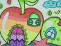 武夷花园儿童创意画火热招生