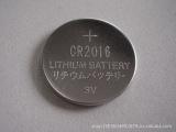 3V锂锰纽扣电池 CR2016 快门式3D眼镜专用电池 薄小型纽