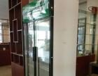 全新超市专用冰柜1台