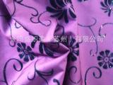 缎纹仿记忆 提花记忆面料 尼龙记忆布 春亚纺植绒布料